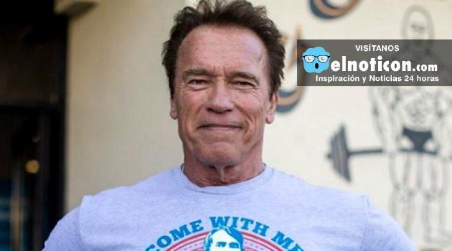 Arnold Schwarzenegger sueña con ser presidente de Estados Unidos