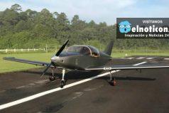 Fabrican el primer avión construido en madera en México