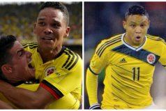Carlos Bacca y Luis Fernando Muriel podrían tener la llave del gol ante Uruguay