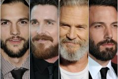 ¡Hombres sexys a cuidar su barba! Estos son los 3 cuidados esenciales que debes tener