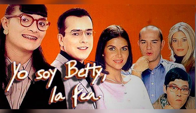 Betty elenco