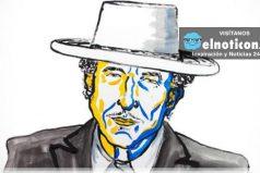 Bob Dylan gana Premio Nobel de Literatura