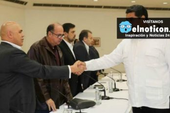 Inicia diálogo entre oposición y gobierno de Venezuela