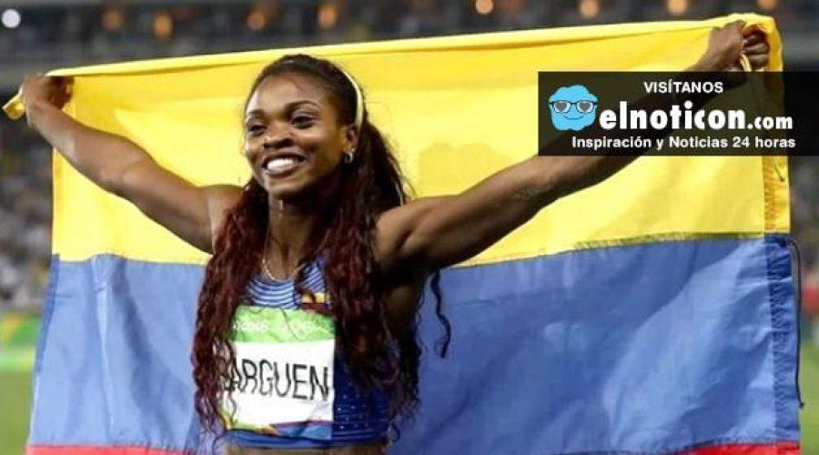 Caterine Ibargüen, podría ser la mejor atleta del mundo este año ¡Apoyamos a nuestros deportistas!
