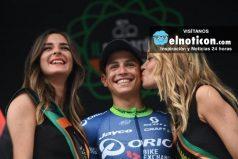 Así celebró Esteban Chaves el triunfo en el Giro de Lombardía ¡Te mereces lo mejor 'Chavito'!