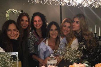 Laura Acuña celebra su segundo Baby Shower