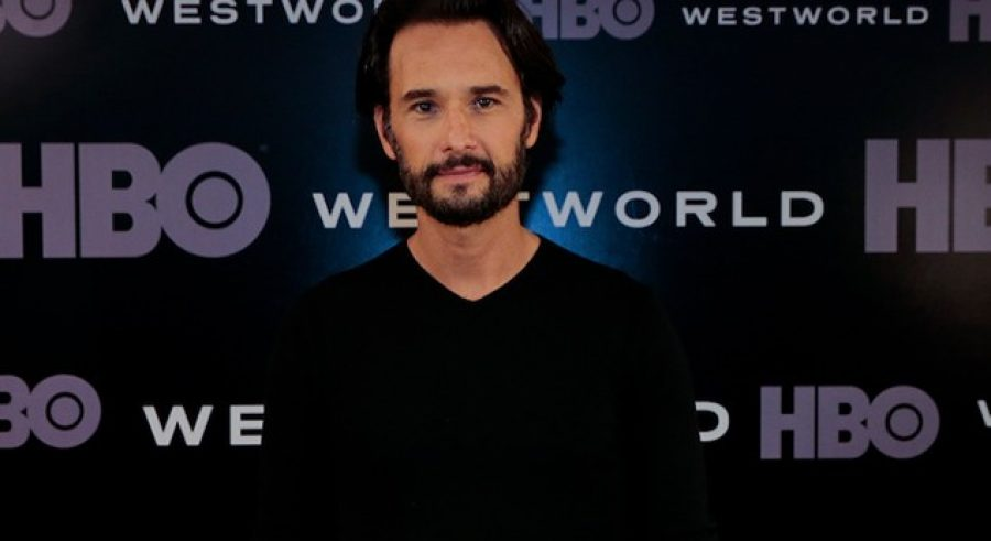 "Rodrigo Santoro: ""Trabajar con Anthony Hopkins, en Westworld, es intimidante"""