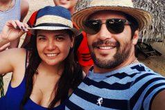 Agmeth Escaf se separa tras 25 años de matrimonio