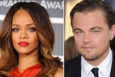 ¡Qué pareja! Rihanna y Leo DiCaprio estarían saliendo