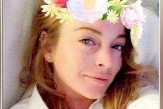 ¡Lindsay Lohan casi pierde parte de un dedo en un accidente!