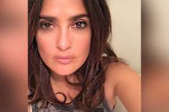 Salma Hayek le rechazó una cita a Donald Trump