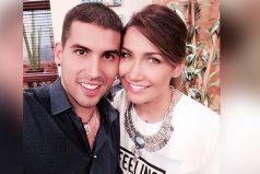 Brian Moreno y Adriana Betancur, un amor de telenovela