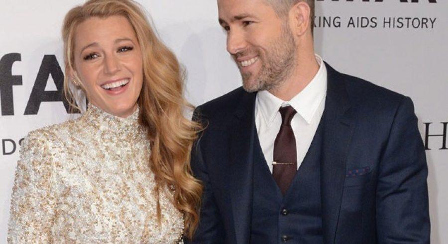 Blake Lively y Ryan Reynolds se convierten en padres ¡por segunda vez!