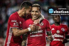Dayro Moreno es el nuevo goleador de la Liga de México