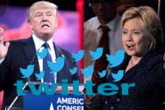 El debate presidencial más tuiteado de la historia de Estados Unidos