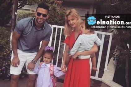 Mira el mensaje en Twitter que le envió Dominique, la hija de Falcao al jugador del Atlético de Madrid, Koke