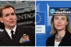 Estados Unidos y la Unión Europea reiteran respaldo a Colombia en el proceso de paz