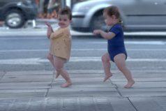 Saca el bebé que llevas dentro… Bailando ¡Este video es muy divertido!