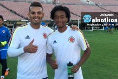 El gran partido de Cuadrado y el gol de Edwin Cardona ¡UN GRAN TRIUNFO DE COLOMBIA!