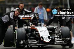 México se prepara para el Gran premio de la Formula 1