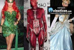 Top 5 de famosos que nos han sorprendido con sus disfraces ¡son muy buenos!