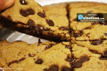 Receta fácil: galleton relleno de nutella; ¿te mides a prepararlo? ¡irresistible!