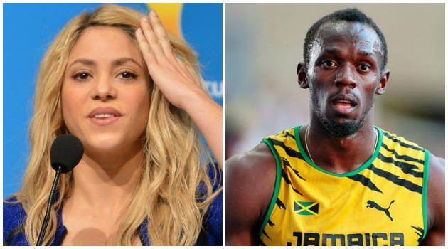 El gran corazón de Shakira y Usain Bolt con el pueblo de Haití ¡Una buena obra!