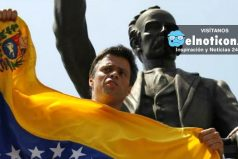 La propuesta de Leopoldo López para sacar a Maduro del poder