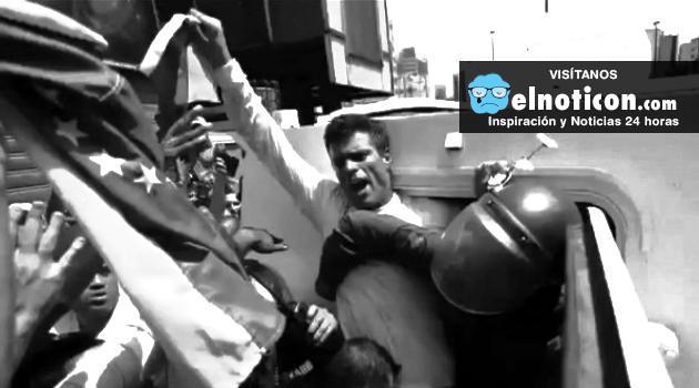 El mensaje de Leopoldo López al pueblo venezolano para que voten en el referendo