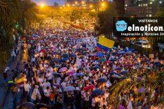 Hoy Colombia se moviliza por la paz