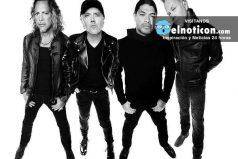 Uno de los fundadores de Metallica se iría de Estados Unidos si Donald Trump gana las elecciones