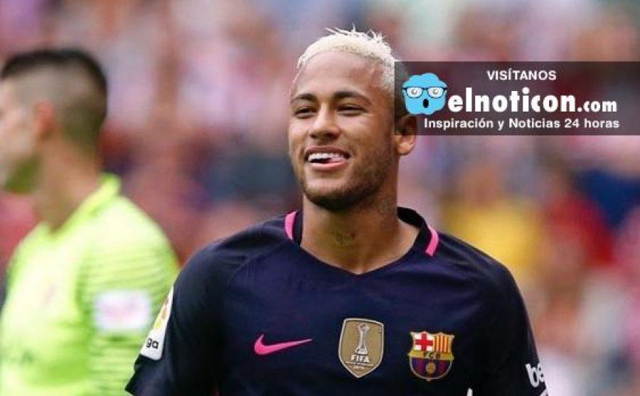 Neymar sufre un accidente en su Ferrari en Barcelona