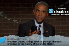 La respuesta perfecta de Obama a un tuit de Donald Trump