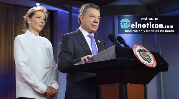 Juan Manuel Santos donará cerca de 3 mil millones de pesos del Nobel a las víctimas