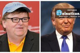 Michael Moore estrenará película en Estados Unidos sobre Donald Trump