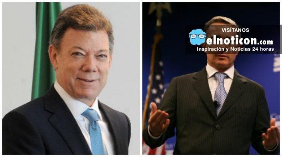Hoy se podría dar el primer acercamiento entre Santos y el Uribismo para renegociar los acuerdos de paz