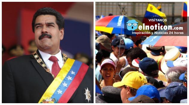 Venezuela: juicio político a Maduro y manifestaciones de la oposición en todo el país
