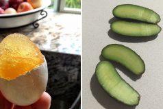 Fotos de comida que existen solo porque la Madre Naturaleza se volvió loca