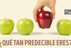 Test: ¿Qué tan predecible eres?