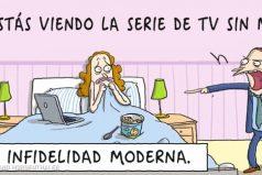 Irónicos cómics acerca del mundo moderno