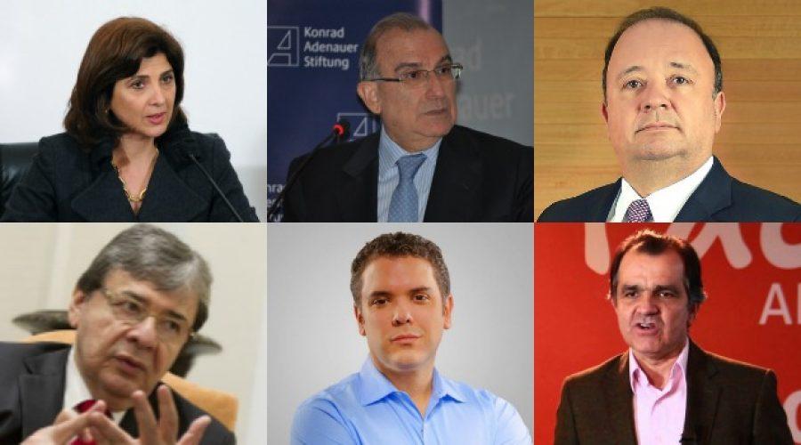 Estos son los delegados del SI y del NO que revisarán los acuerdos de La Habana ¡Colombia quiere paz!