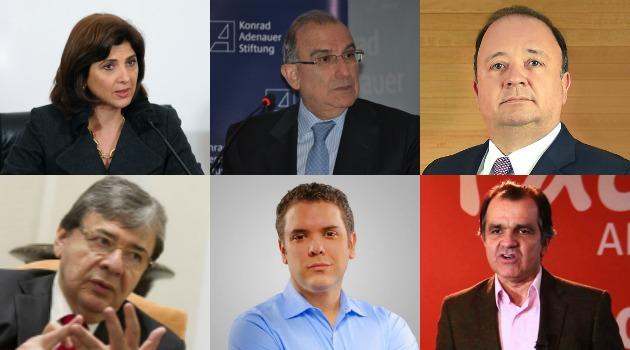 Estos son los delegados del SI y del NO que revisarán los acuerdos de paz de La Habana