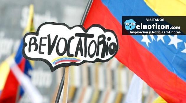 La oposición se sigue haciendo sentir en Venezuela