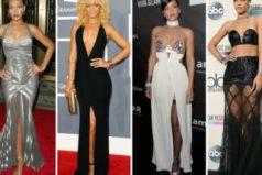 Rihanna: así ha evolucionado su estilo sexy a través de los años