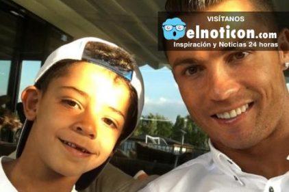 Estas son las razones del por qué el hijo de Cristiano Ronaldo no juega en la cantera del Real Madrid