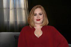 Adele confirma que en el gimnasio es tan normal como el resto de los humanos