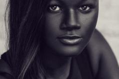 Conoce a la modelo que está revolucionando las pasarelas por su tono de piel