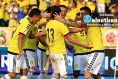 Colombia le ganó a Paraguay en el último minuto