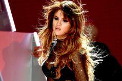 Así reapareció Selena Gomez tras meses de que anunciara su retiro temporal