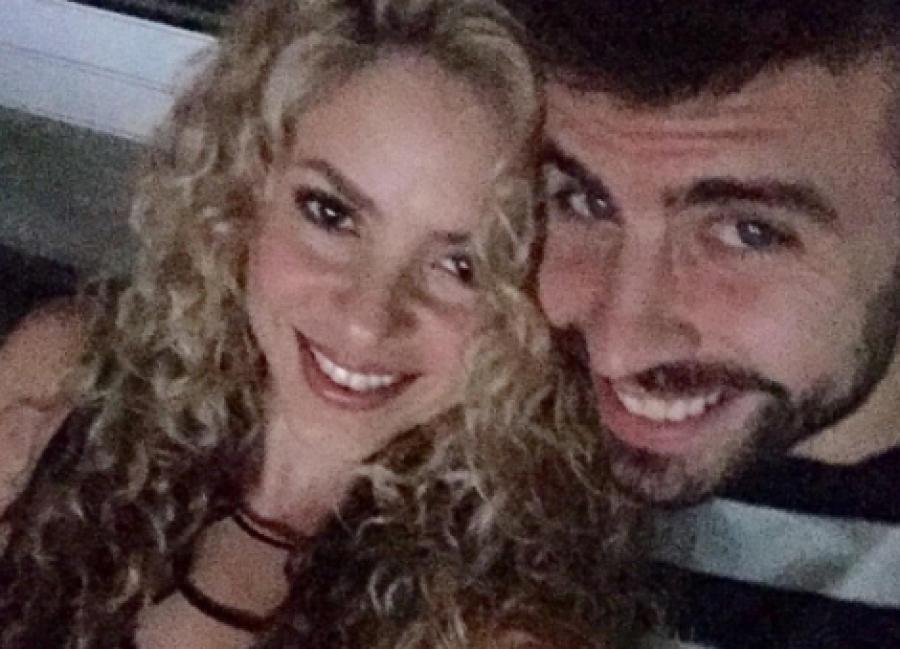 Shakira comparte un romántico mensaje para Gerard Piqué
